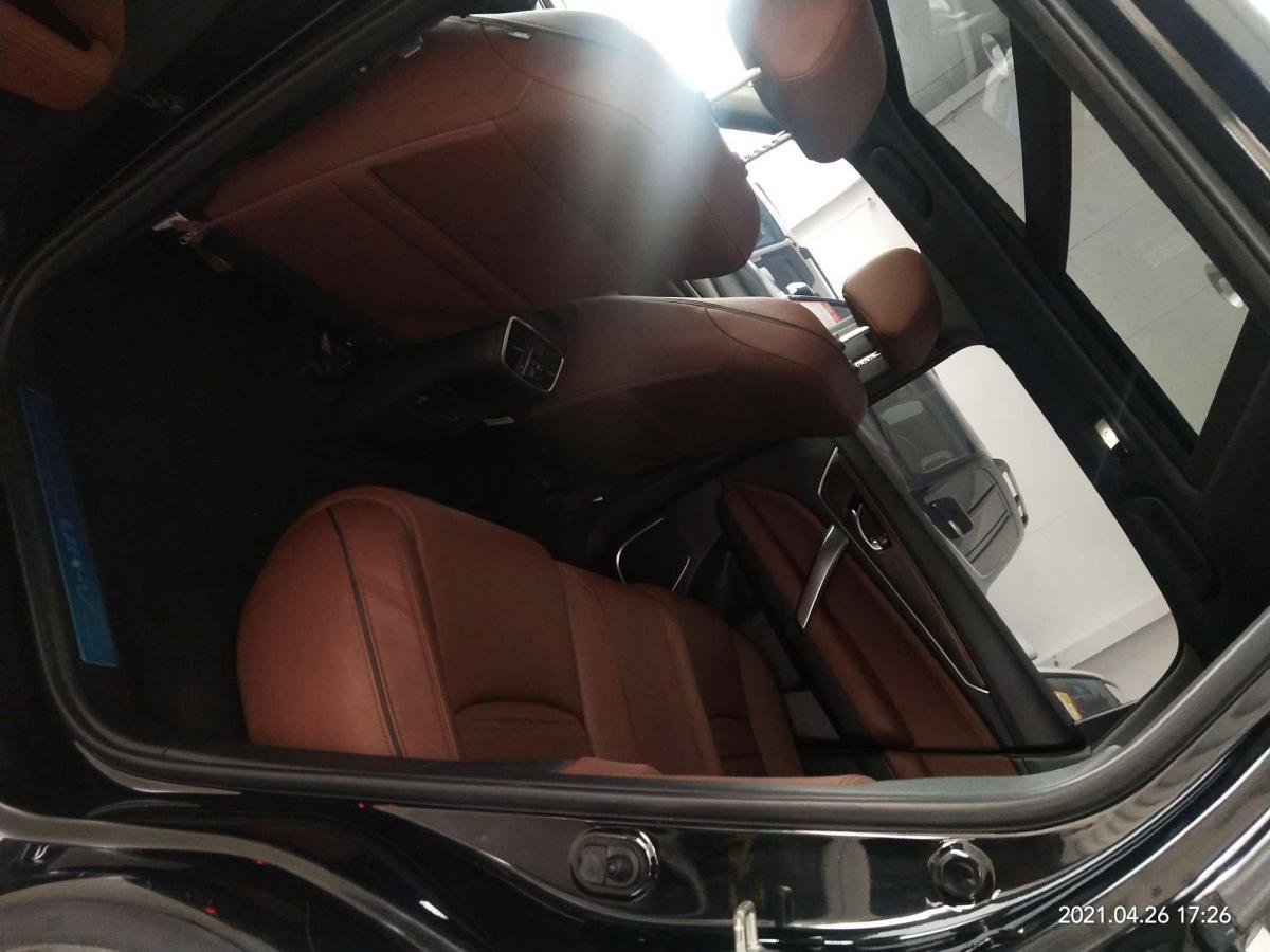 本田 UR-V  2017款 370TURBO 两驱尊贵版图片