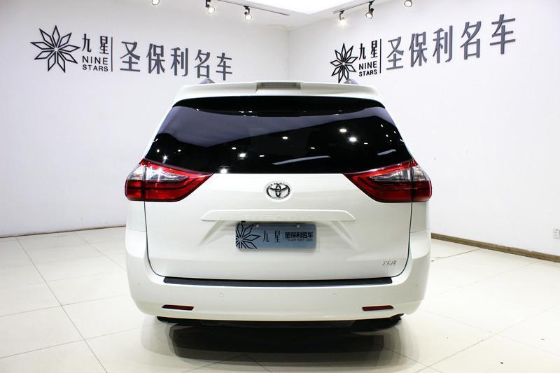 丰田 塞纳 2019款 3.5L 两驱 7座(平行进口)图片