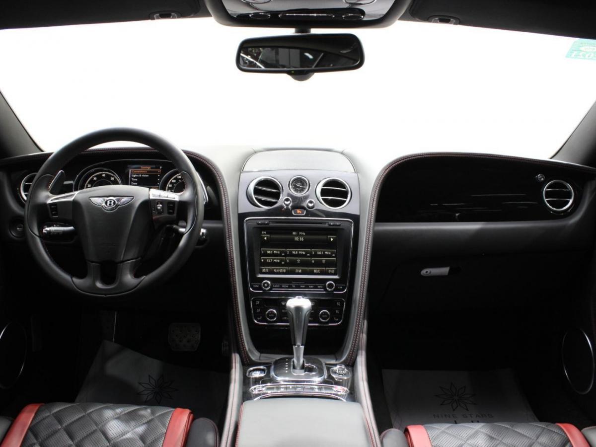 宾利 欧陆  2017款 4.0T GT V8 标准版图片