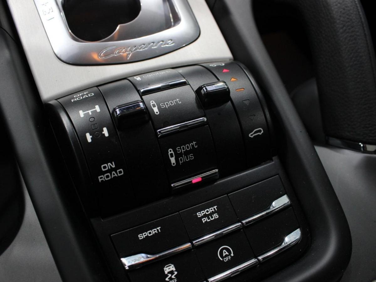 保时捷 Cayenne  2015款 Cayenne S 3.6T图片