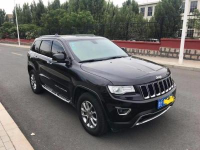 Jeep 大切诺基  3.0T 精英导航版 柴油图片