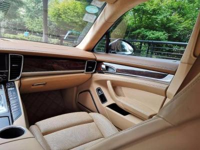 保时捷 帕纳美拉  Turbo S 4.8T图片