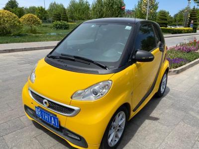 smart fortwo  2015款 1.0 MHD 炫闪特别版