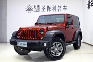 2014年7月 Jeep 牧马人  3.6L Sahara 两门版图片
