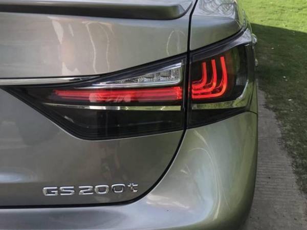雷克萨斯 GS  GS200t F-SPORT 涡轮增压图片