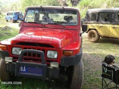 北汽 2020  2002款 2.5L
