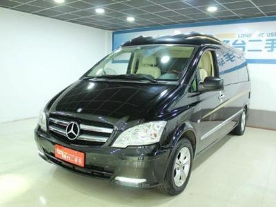 奔驰威霆 2011款 2.5L 精英版 图片