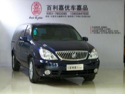 别克 GL8 2011款 豪华商务车 2.4 LT 行政版图片