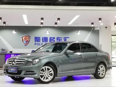 2012年7月 奔驰 C级 C200 CGI 1.8T 时尚型图片