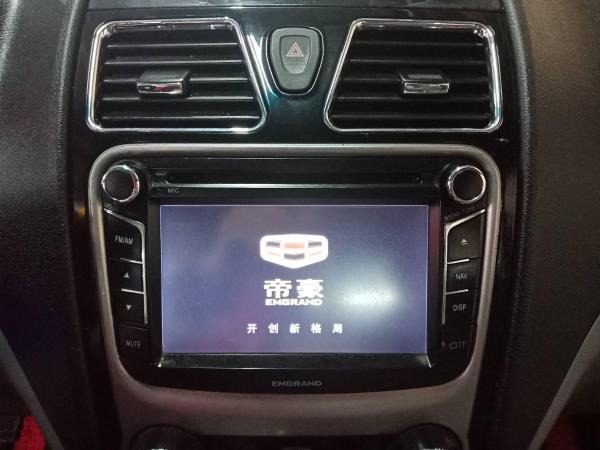 吉利 EC  EC7-RV 1.5L 手动舒适型图片
