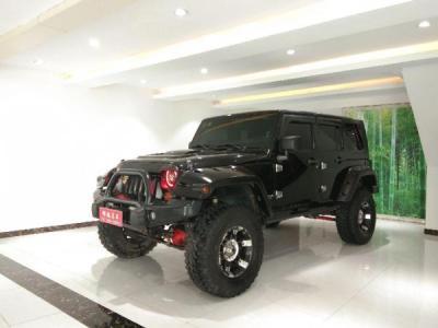 2010年9月Jeep牧马人3.8 四门 Sahara图片