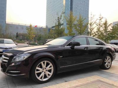 2012年9月奔驰CLS级CLS300 CGI 3.5L图片