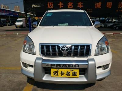 2007年9月丰田普拉多2006款 普拉多(进口) GX级2700自动型图片
