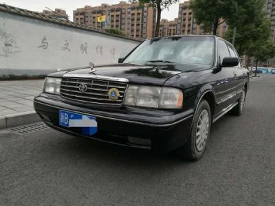1995年7月 丰田 皇冠 3.0图片