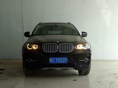 2010年10月 宝马 宝马X6 AC 3.0T 改装原型车:宝马 X6 35i图片