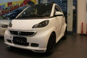 Smart Fortwo  Coupe 1.0T 博速Xclusive版