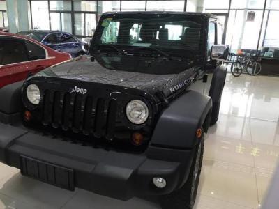 2014年1月 Jeep 牧马人  3.6L 两门图片