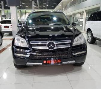 2012年8月 奔驰 GL级 GL350 BlueTEC 3.0T 4MATIC图片