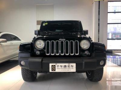 Jeep 牧馬人  3.0L 四門 舒享版圖片