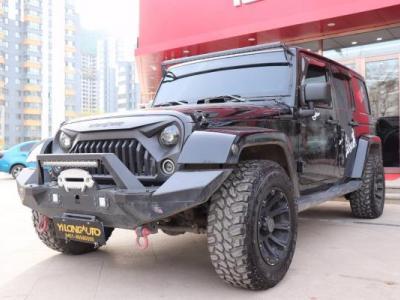 2014年6月 Jeep 牧馬人 3.6L 四門 龍騰典藏版圖片