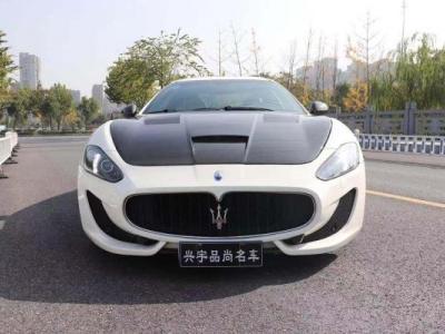 2013年10月 瑪莎拉蒂 GT 4.2圖片
