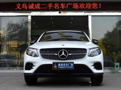 奔驰 奔驰GLC GLC200 Coupe 2.0T 4MATIC图片
