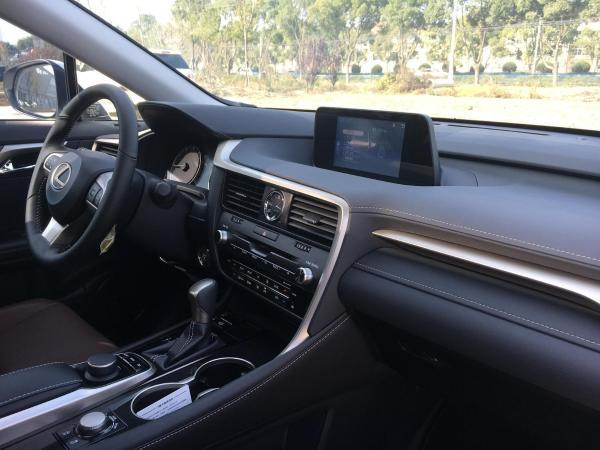 雷克萨斯 RX  2017款 RX300 2.0T 豪华版图片
