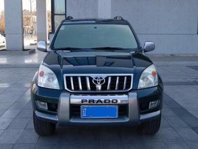 丰田 普拉多  2008款 2.7 中东版