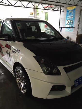 【烟台】2011年9月 铃木 雨燕 1.5 标准版 白色 手动挡