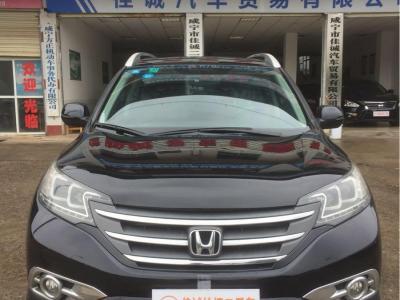 本田 CR-V  2013款 2.4L 两驱豪华版图片