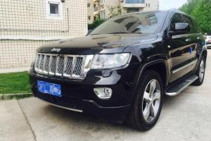 2012年9月 Jeep 大切诺基 3.6 旗舰尊悦版