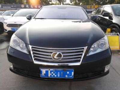 雷克萨斯 ES  2012款 ES240 特别限量版(400台)