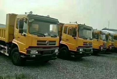 东风天锦全新车5.4米图片