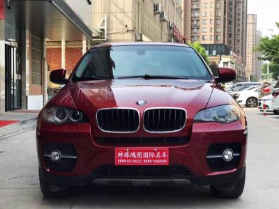 宝马 宝马X6  2009款 X6 4.4T图片