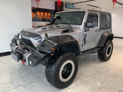 2015年8月 Jeep 牧马人 3.6L 两门 舒享版图片