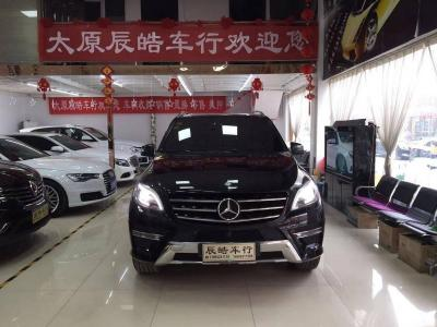 2014年9月 奔馳 ML級  ML400 3.0T 4MATIC 豪華型圖片