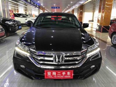 本田 雅阁  2015款 2.0L CVT LXS精英版图片