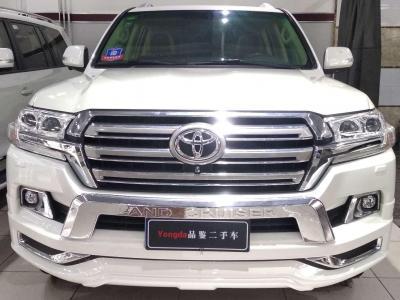 豐田 蘭德酷路澤  2016款 GX-R 4.0L