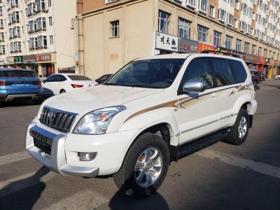 丰田 普拉多  2005款 2.7L 标准型