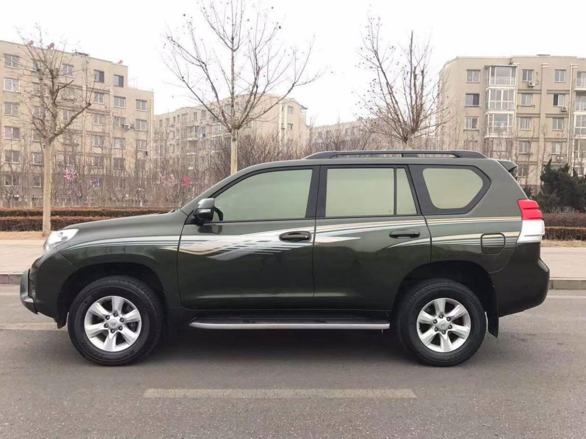 丰田 普拉多  2010款 4000 TX-L NAVI图片