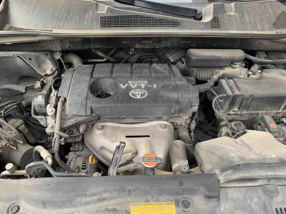 丰田 汉兰达  2012款 2.7L 精英版五座图片