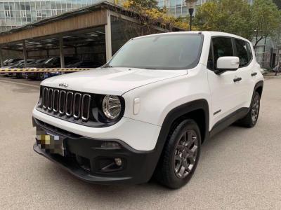 2017年12月 Jeep 自由侠 180T DCT动能版+图片
