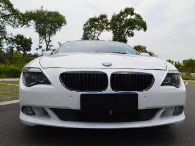 u乐娱乐平台 u乐娱乐平台6系  630i 双门轿跑车 3.0