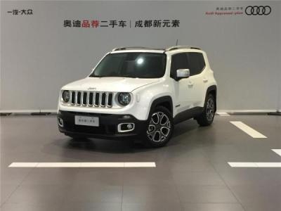 Jeep自由侠&nbsp1.4T 智能版