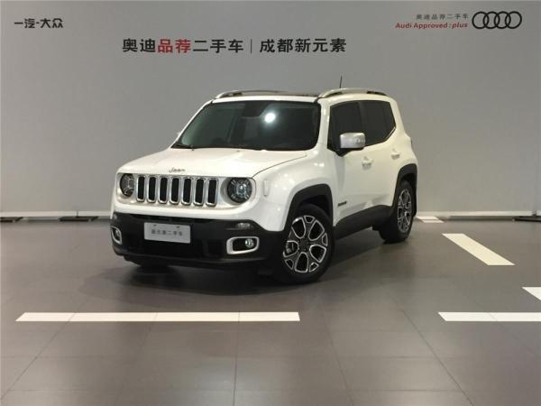 Jeep 自由侠  1.4T DCT智能版