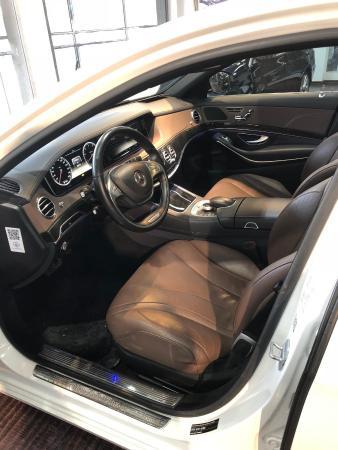 奔驰 S级  S400L 3.0T图片