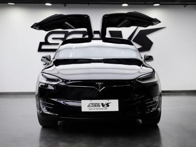 2016年9月 特斯拉 Model X 90D圖片