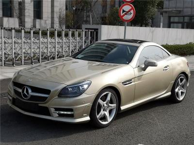 2012年7月 奔驰 奔驰SLK级  SLK200 1.8T 豪华运动型?#35745;?/>                         <div class=