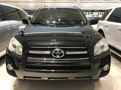 2011年9月 丰田 RAV4 2.4L 豪华升级版图片