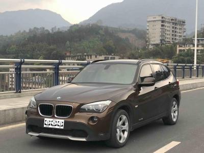 2012年3月 宝马 宝马X1 sDrive18i 2.0L 豪华型图片
